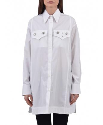 Camicia Bianca di Cotone