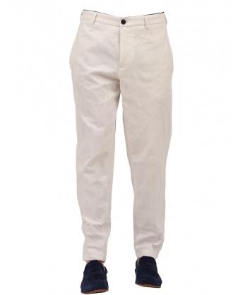 Pantalone Chino Bianco