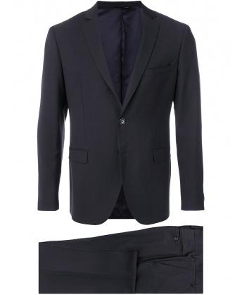 Two-Piece Noir Suit