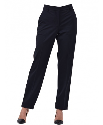 Blue Tailored Trouser