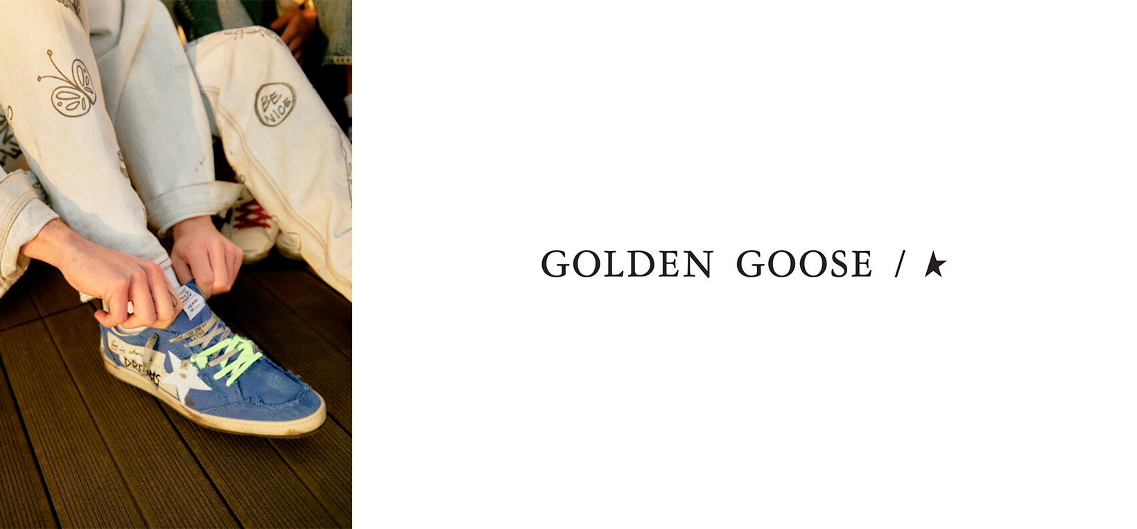 GOLDEN GOOSE - Men - Clothing - KNITWEAR - Leam Roma