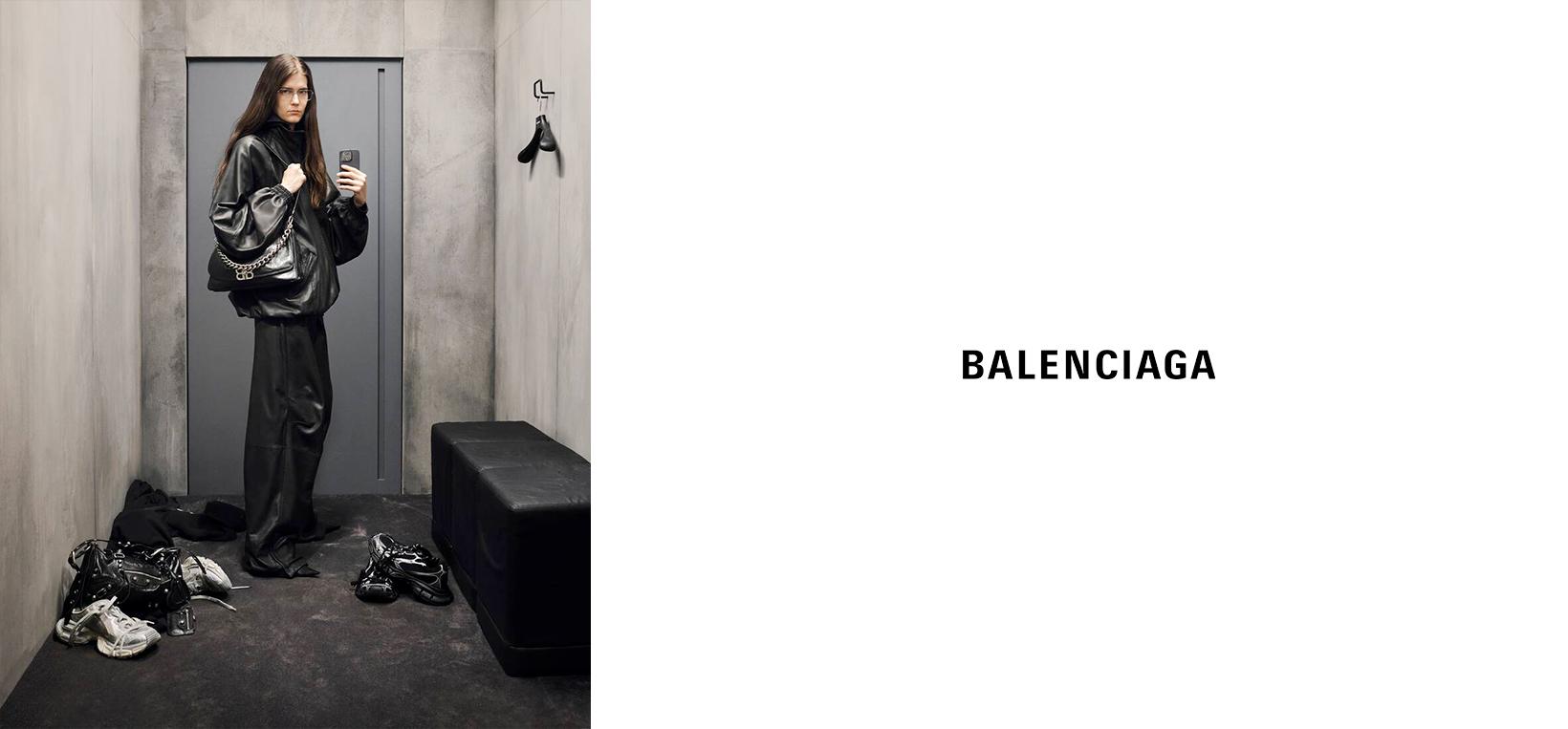 BALENCIAGA - Women - Clothing - Leam Roma