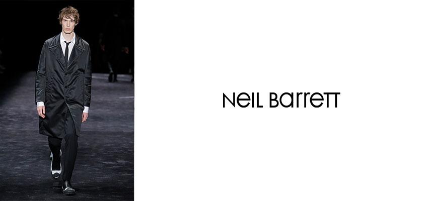 differently 96e01 ff2ed NEIL BARRETT - Men - Leam Luxury Shopping Online