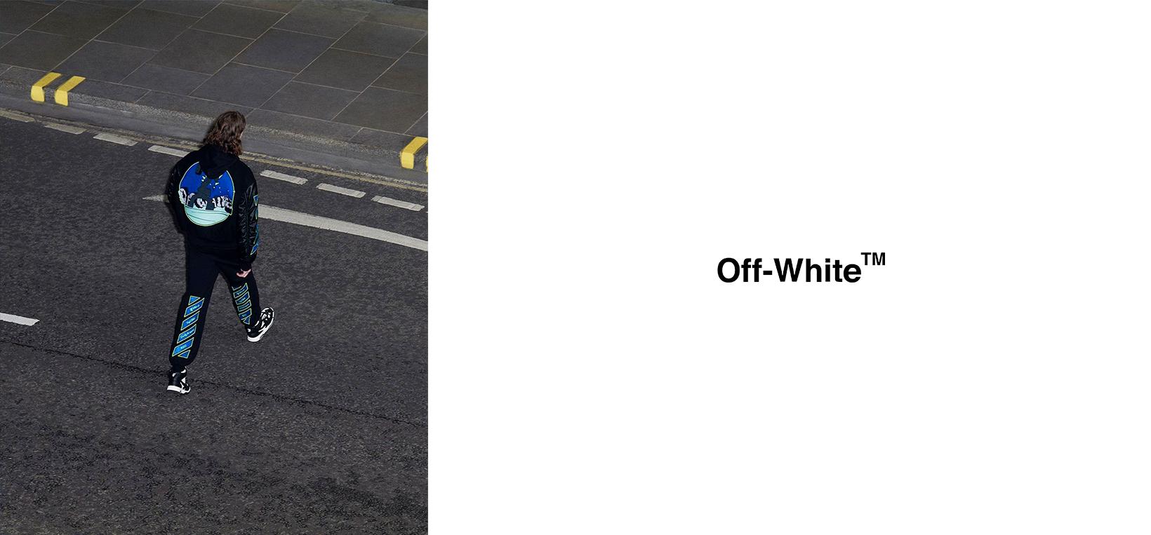 OFF WHITE - Men - Accessories - SOCKS - Leam Roma