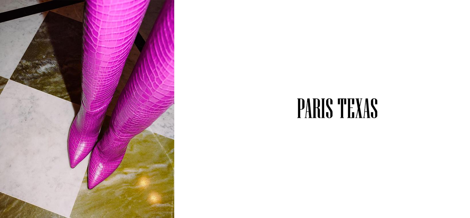 PARIS TEXAS - Women - Shoes - BOOTS - Leam Roma