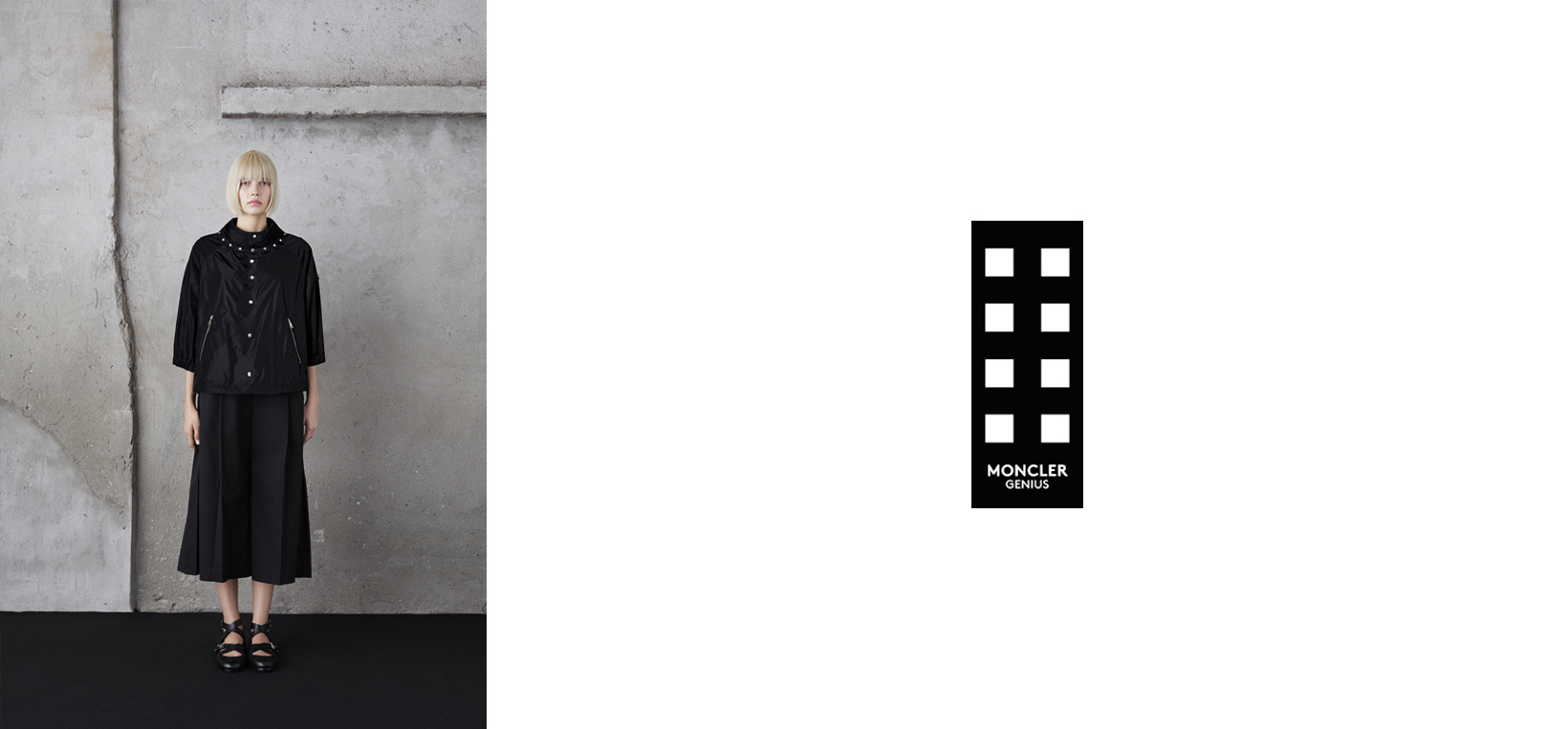MONCLER NOIR - Women - Clothing - Leam Roma