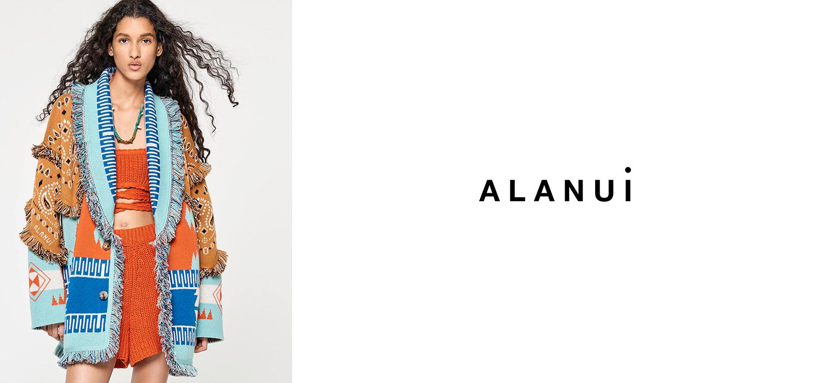 ALANUI - Women - Clothing - Leam Roma