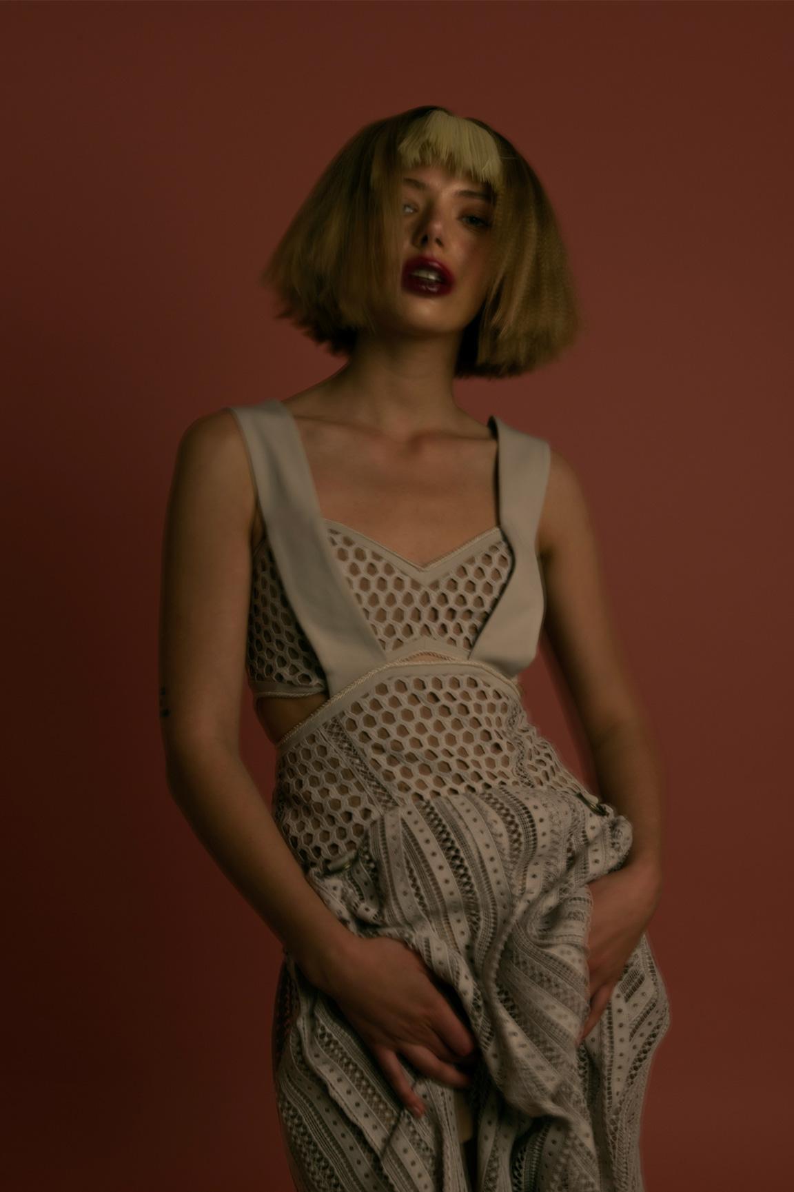 leam edit a doll s nostalgia editorial self portrait msgm valentino shirt jumpsuit